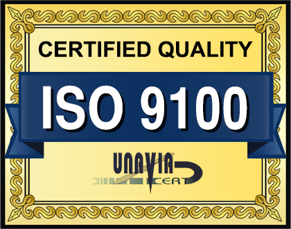 ISTAM _ CERTIFIED QUALITY - ISO 9100